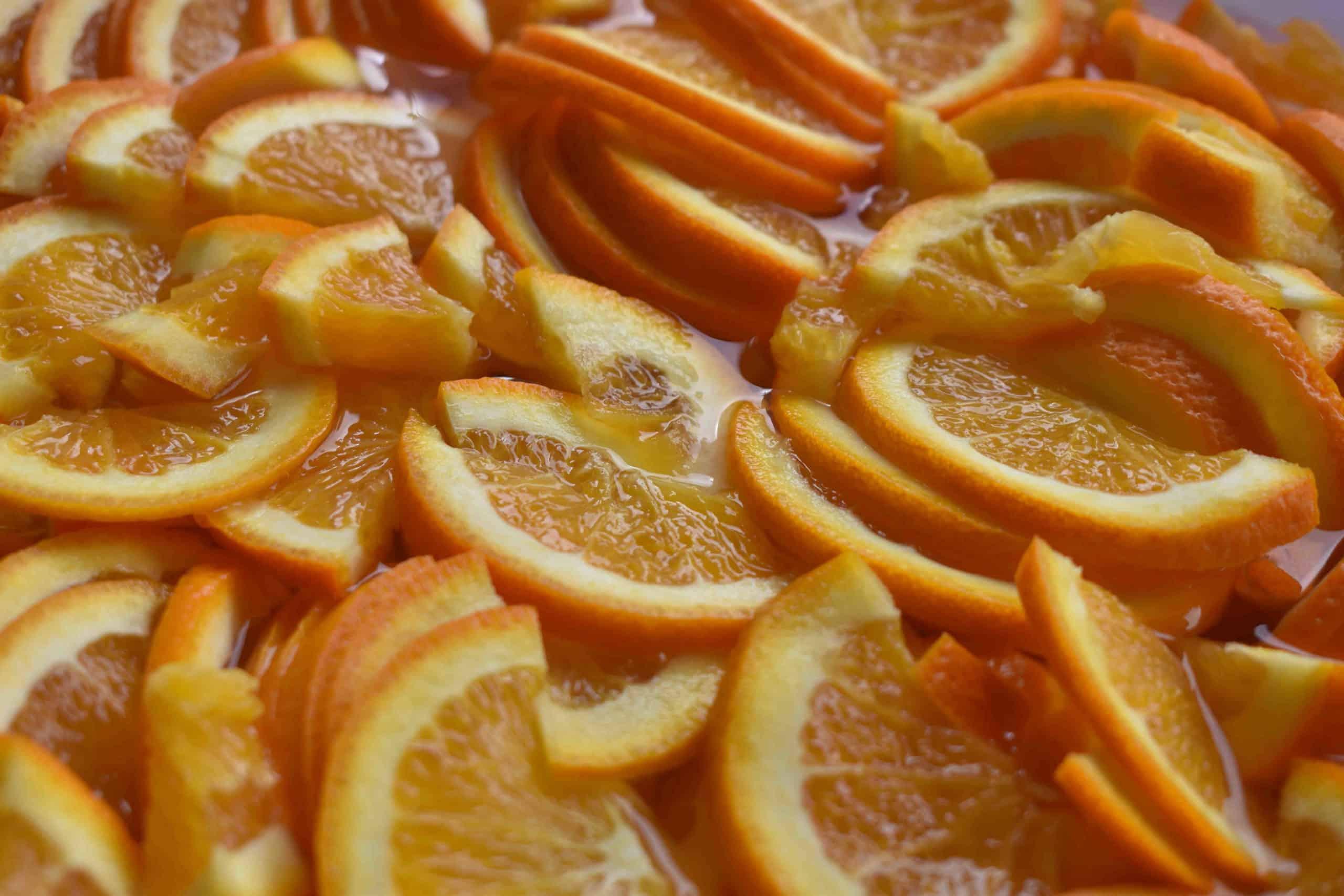 Comment enlever l'amertume de la confiture d'orange?