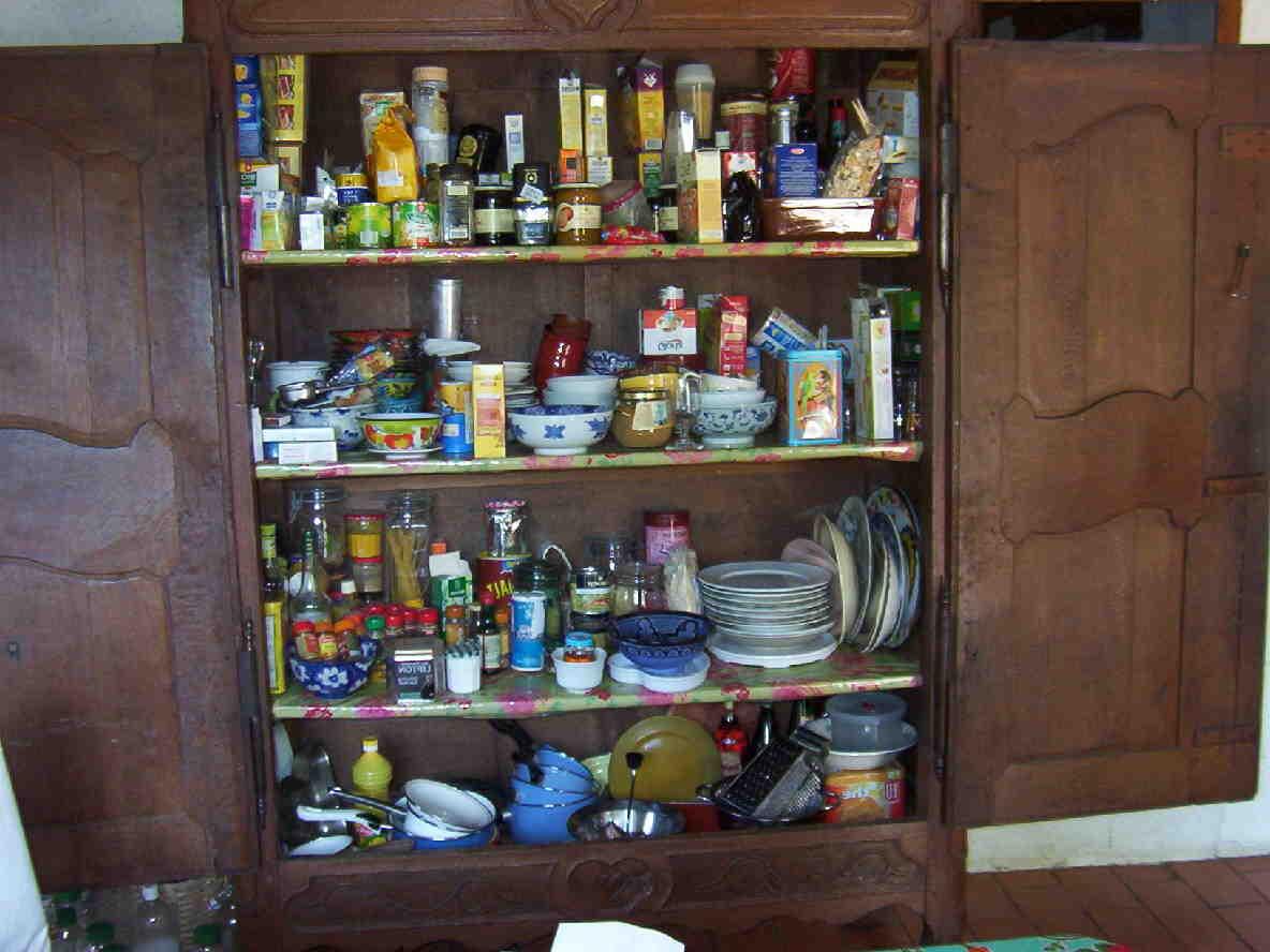 Comment nettoyer une casserole infusée de confiture?
