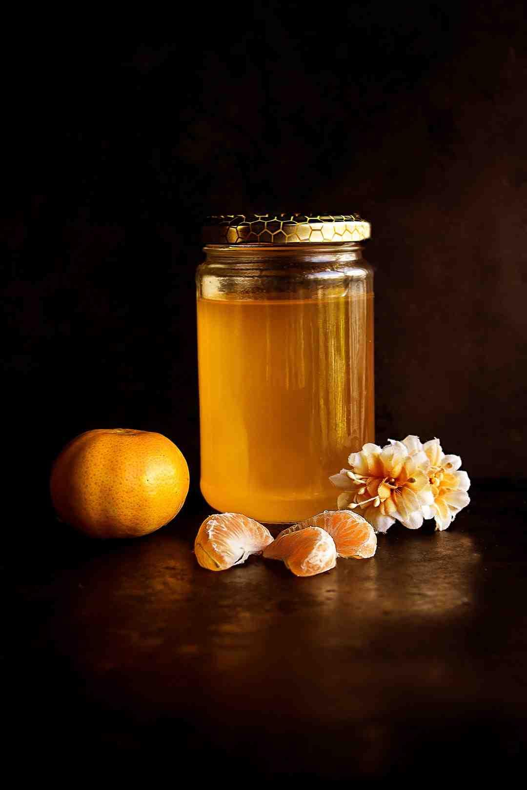 Comment récupérer une confiture d'orange trop liquide ?