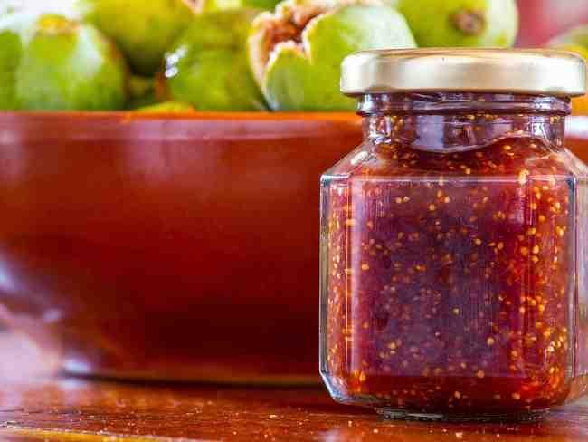 Comment savoir si la confiture de figues est cuite?