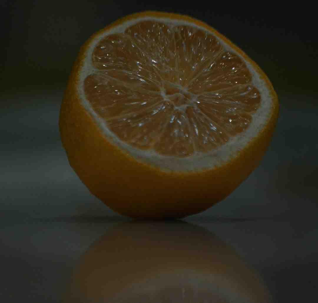 Pourquoi faire tremper les oranges ?