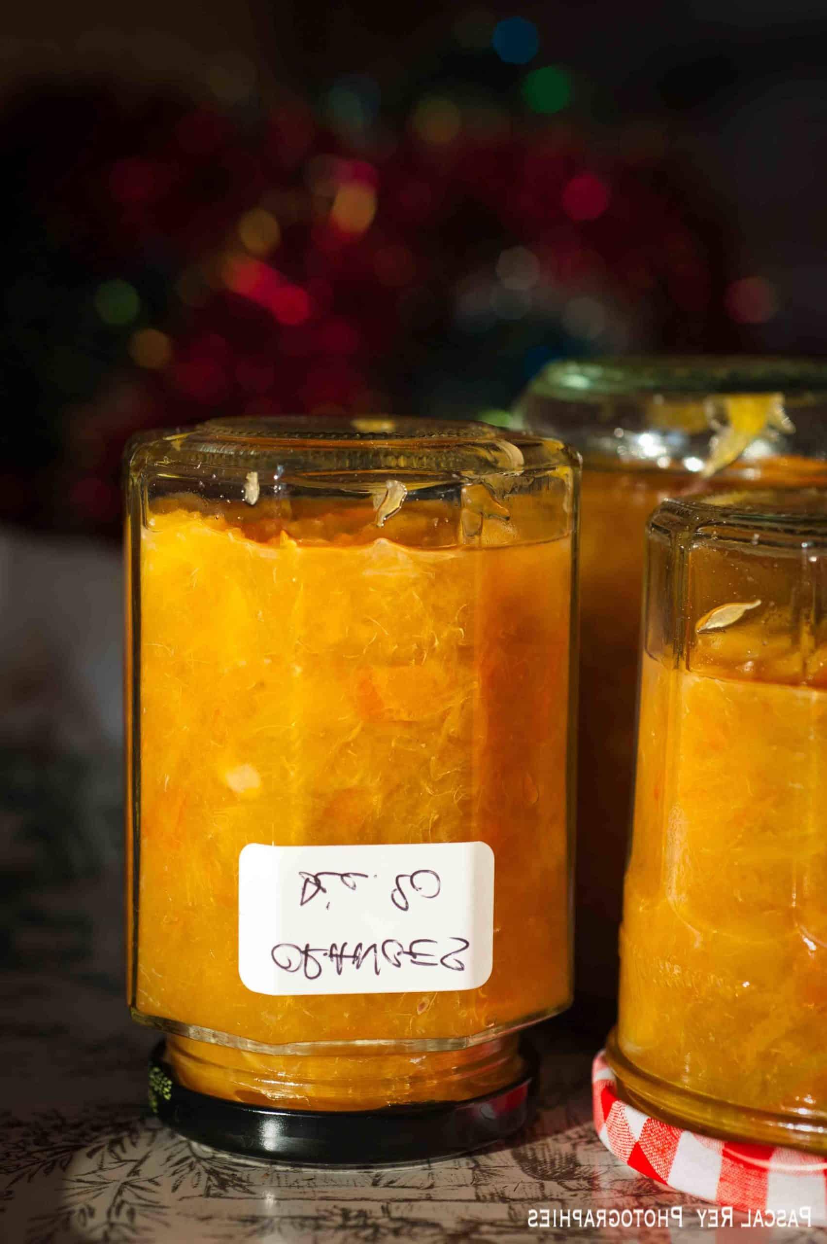 Pourquoi faire tremper les oranges?