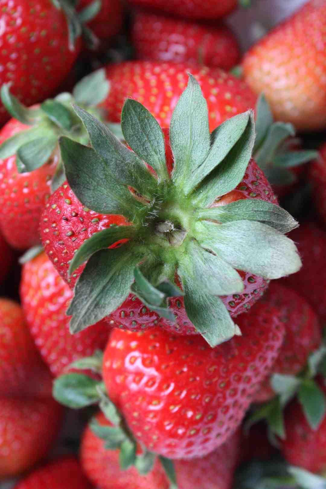 Comment epaissir de la confiture de fraise trop liquide ?