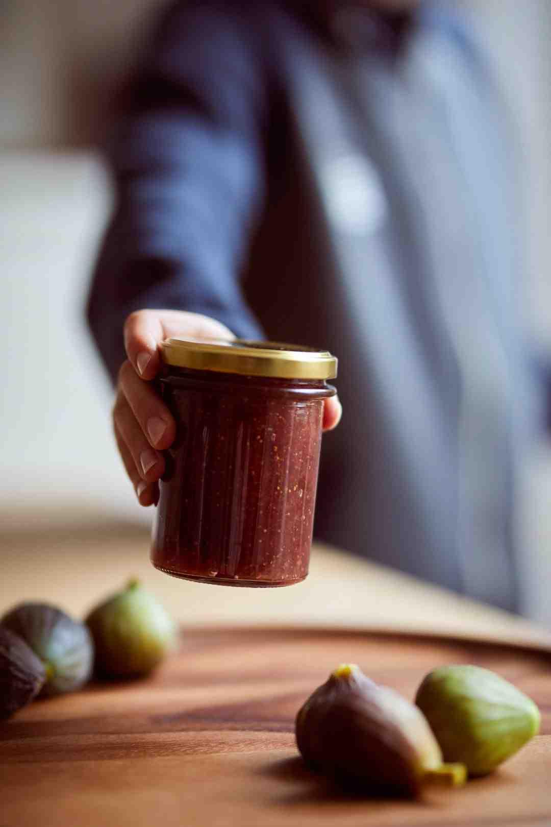 Comment faire épaissir la confiture de cerise ?