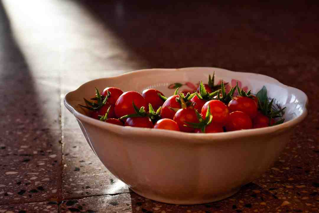 Comment manger de la confiture de tomates vertes ?
